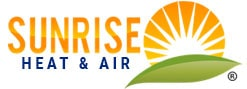 Sunrise Heat & Air Conditioning Logo
